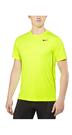 Nike Legacy SS Shirt Men volt/black/cool grey
